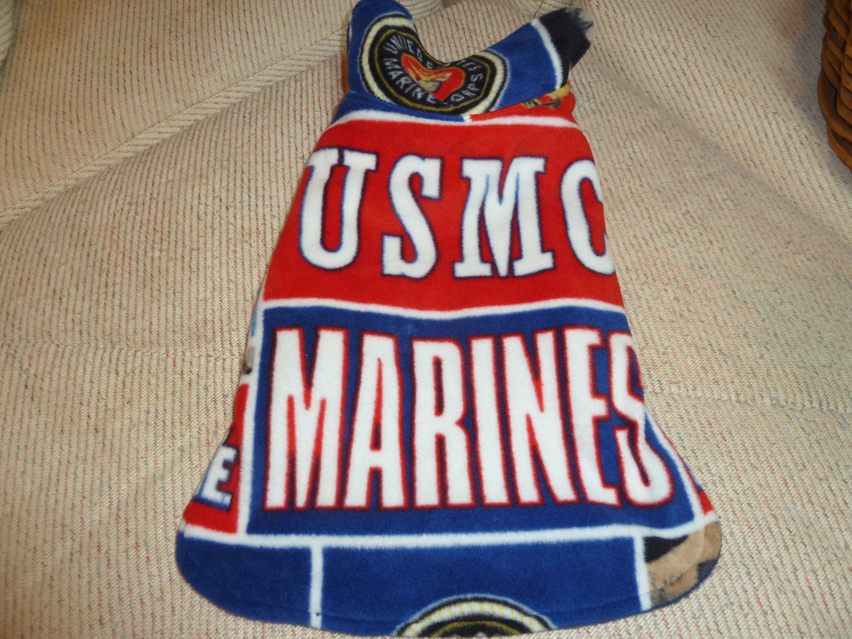 USMC Marine Dog Coat