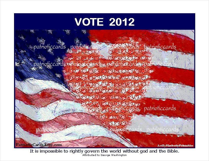 ECARD Vote 2012