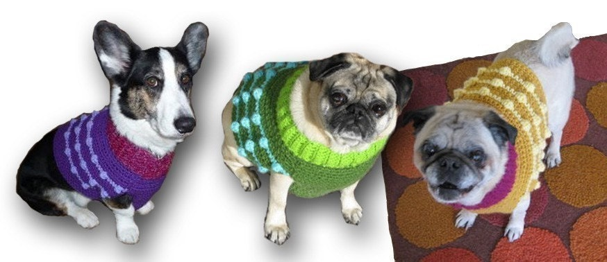 DOG SWEATERS TO CROCHET ? Crochet For Beginners