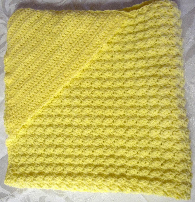 CROCHET HOODED BLANKET How To Crochet