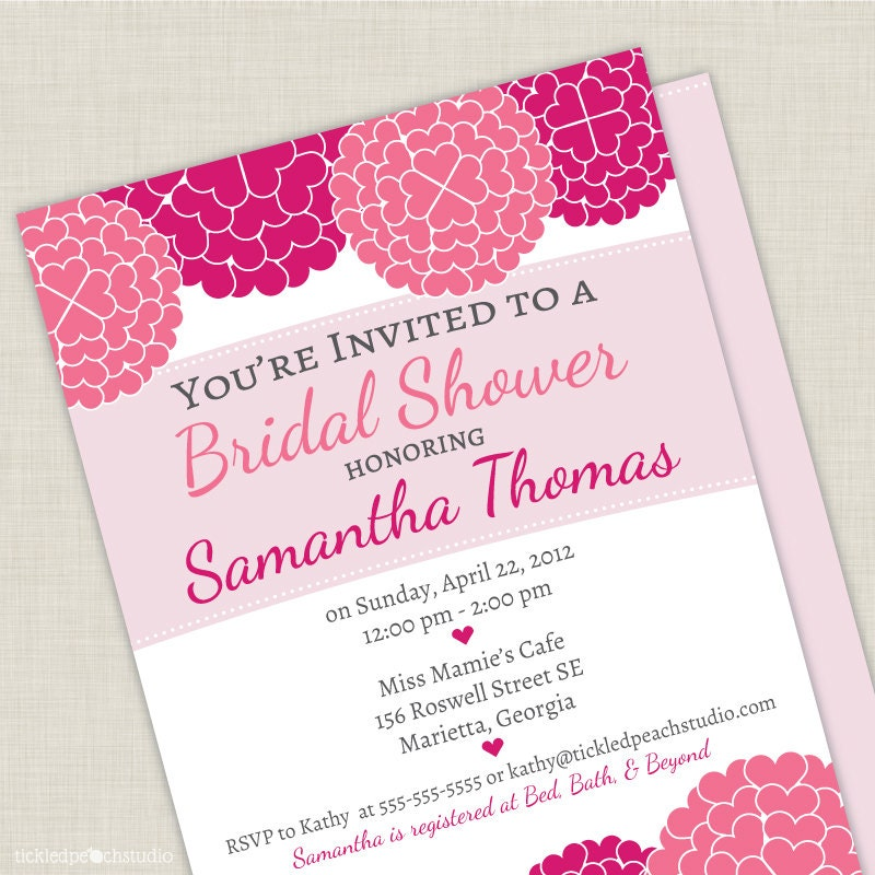 Bridal shower invitations cute bridal shower invitations free cute bridal shower invitations affordable wedding invitations filmwisefo Choice Image