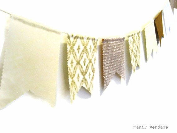 New Years Bunting Banner, Gold Bunting Banner, New Years Decoration Gold Banner, Gold & Glitter Bunting, New Year's Photography Prop - papirvendage