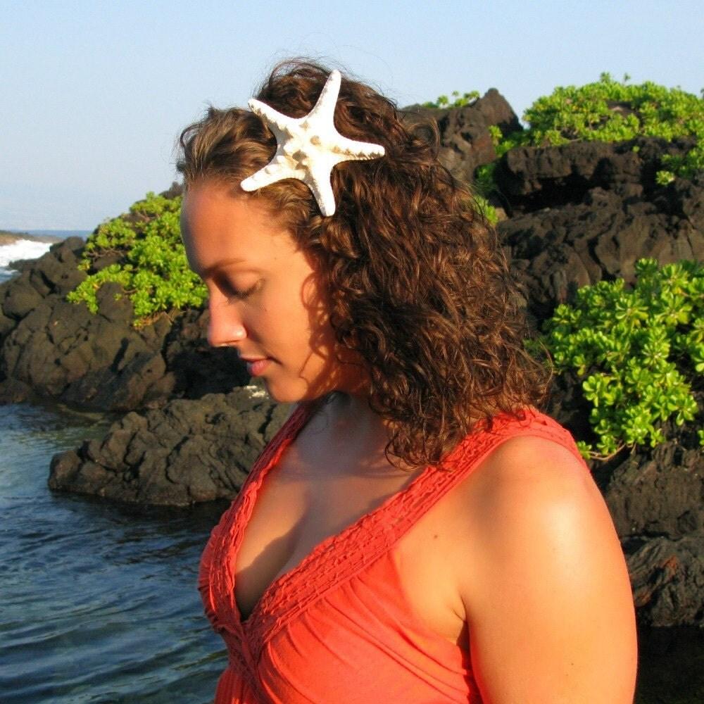 Реальная Starfish головная повязка белого Большой