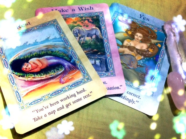 Mermaids & Dolphins Oracle Reading