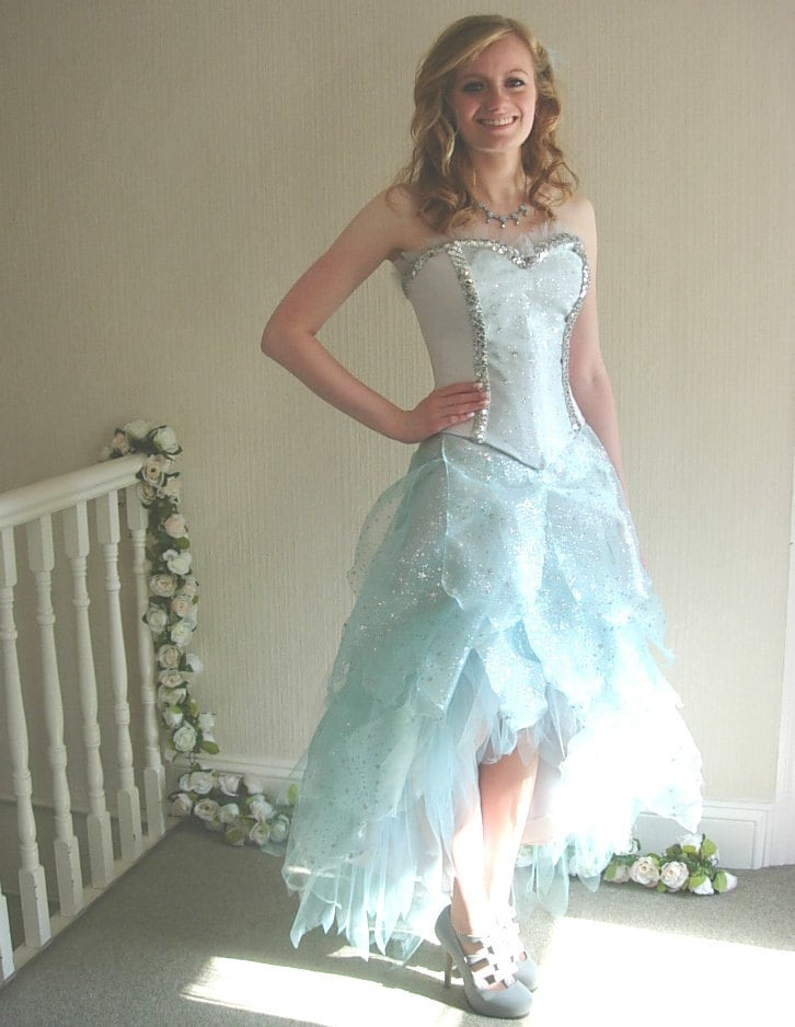 Disney princess wedding gowns for real pic heavy for Very sparkly wedding dresses