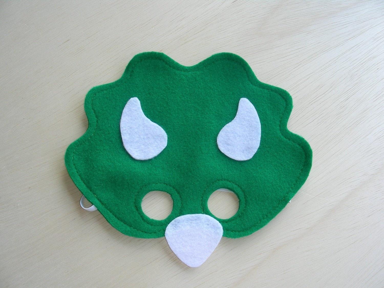 Child Dino Mask