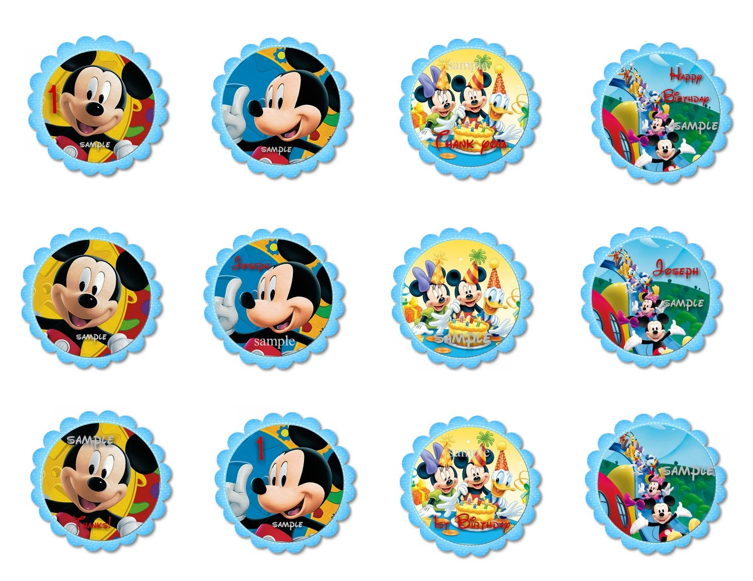 Mickey Mouse Clubhouse Toodles Clip Art - House Design And ...