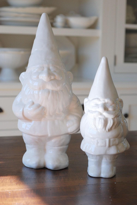 handmade modern - vintage gnome (large)