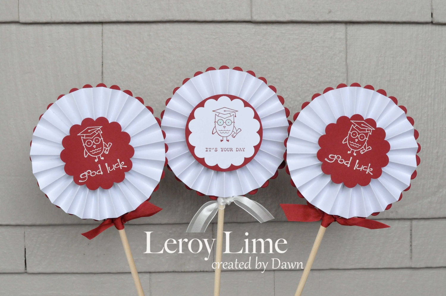 Homemade table decorations for graduation photograph gradu for Homemade table decorations