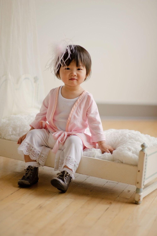 PATTERN и учебник - Кружева Брюки Хем Петтикот для младенцев, ребенок, малыш девочек