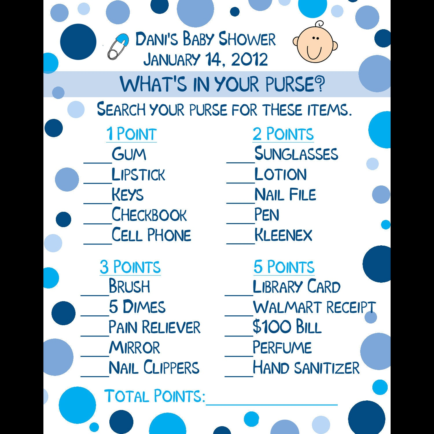 easy baby shower games apps directories