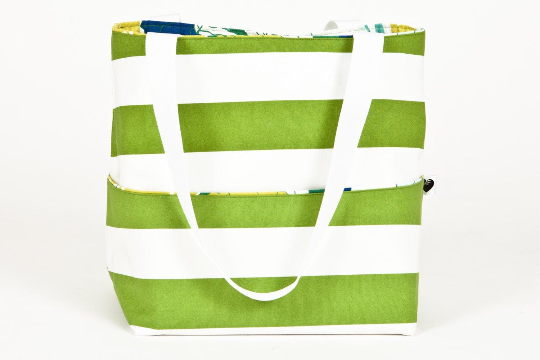 Green Umbrella Handbag