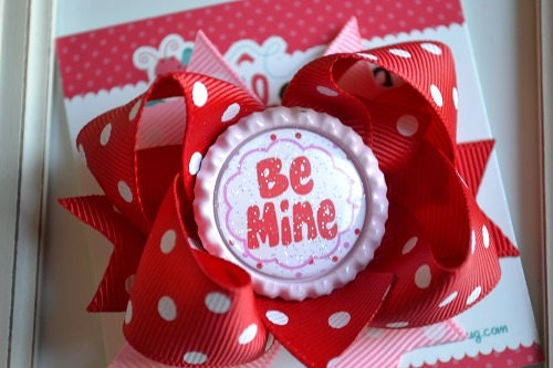 Be MIne Mini Boutique Bow
