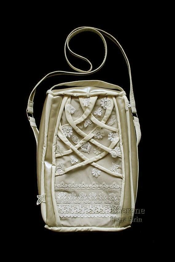 "bag ""The Ivory Box"""