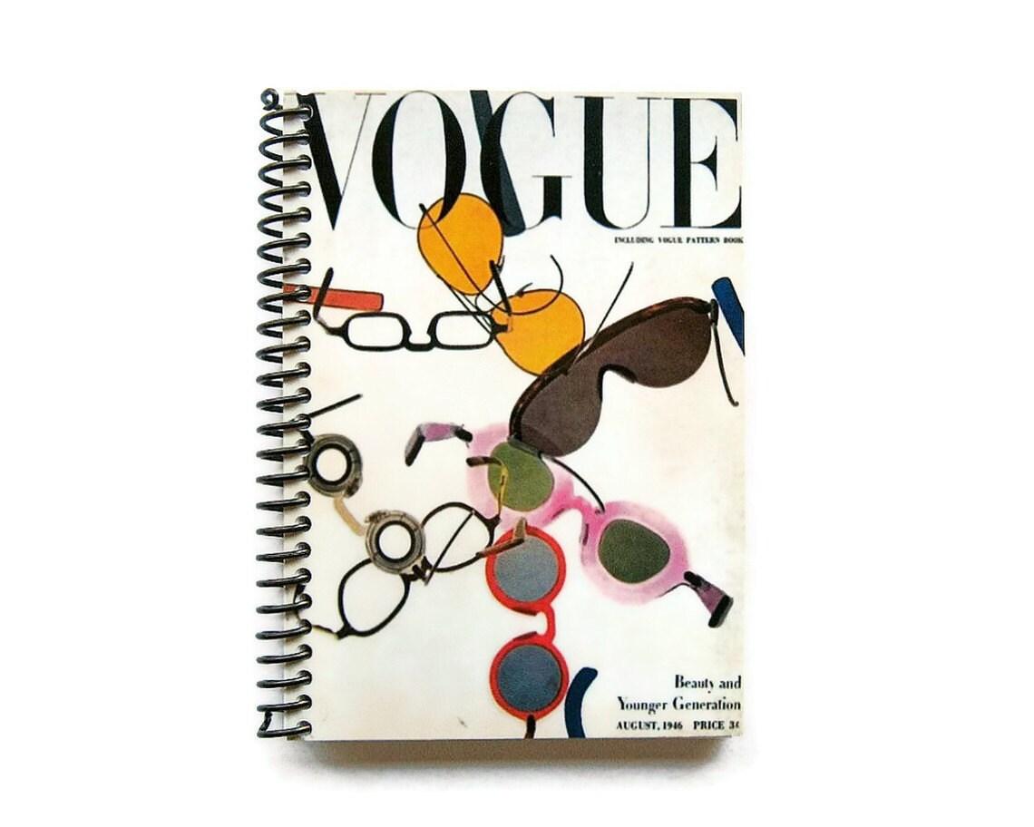 Spiral Notebook: Sunglasses (4 x 6) - Ciaffi