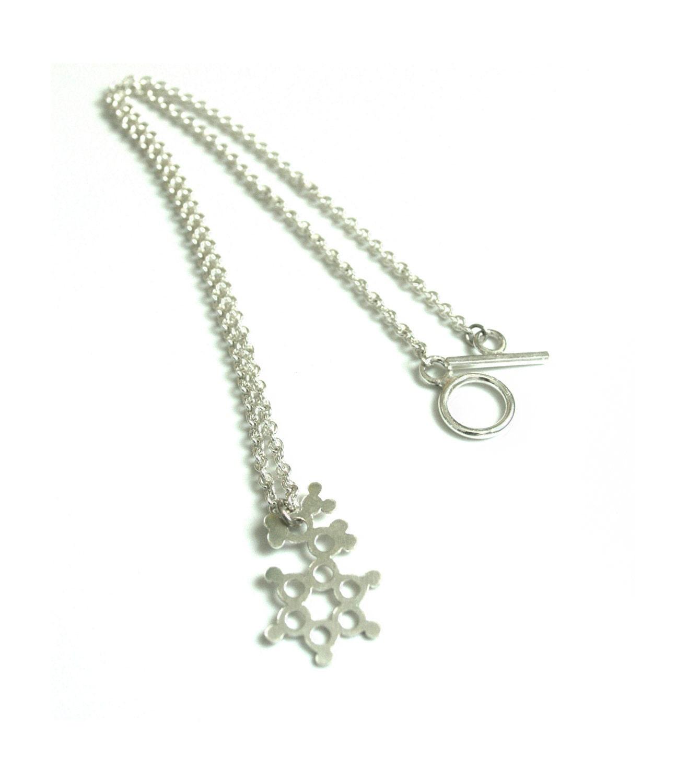 Love Junkie Silver Pendant
