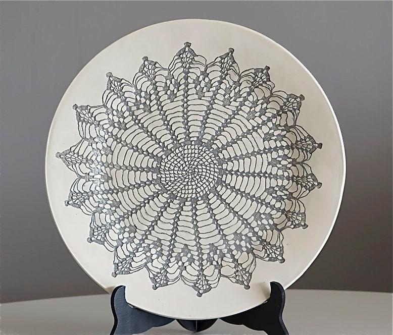 Earl Grey Platter, Handmade - MudHandChan