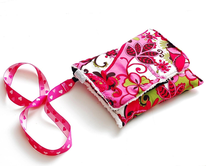 iPad Mini Case / i Pad Mini Cover / iPad Mini Sleeve - Totally Pink for Girls