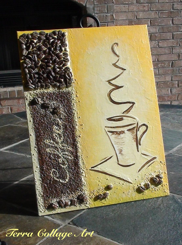 Оригинальный аромат кофе Смешанные Арт Медиа.  (Под заказ)