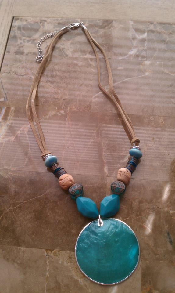 Mavi wonder / Nacklace
