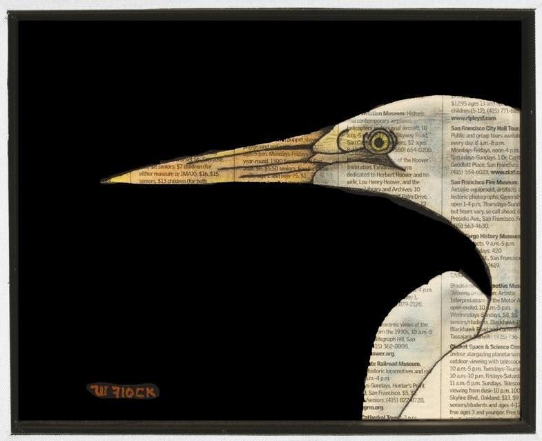 Egret - wendellfiock