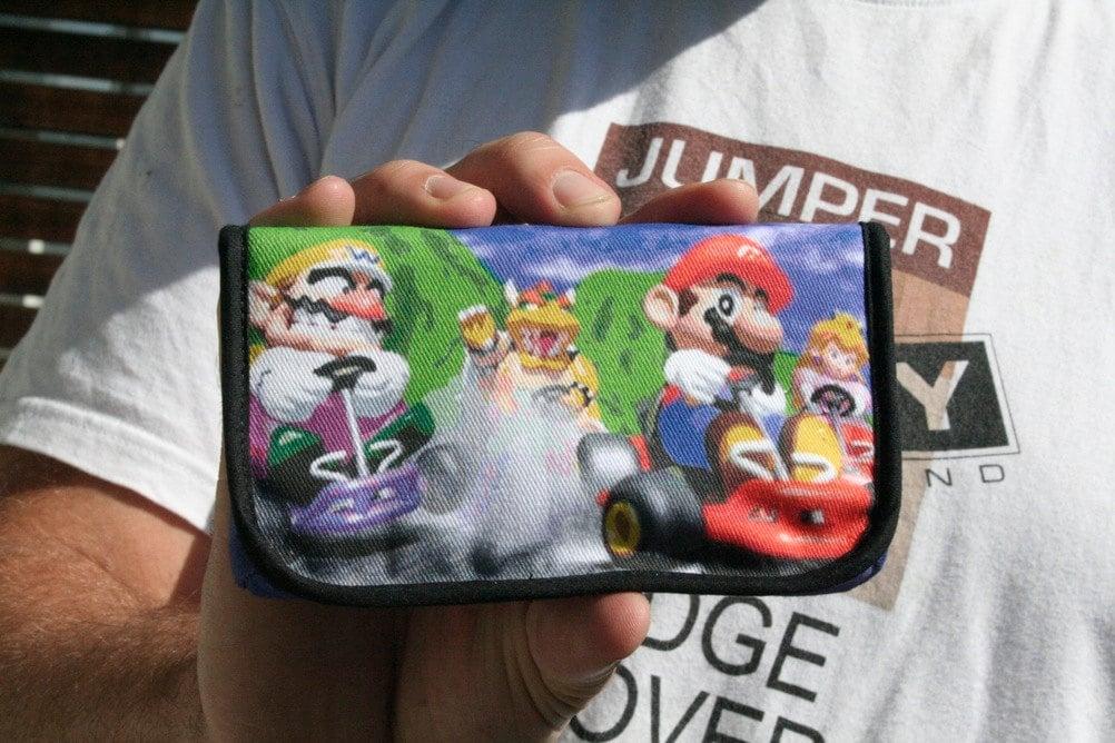 Mario Kart Nintendo 3DS / DSi / DS Lite Case