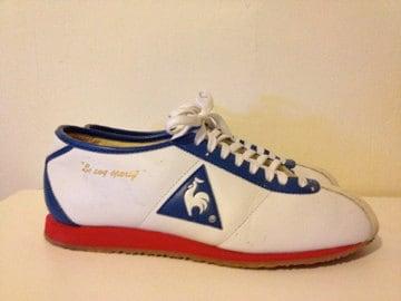 Vintage lecoq sportif running shoes Men 5.5/ Women 7