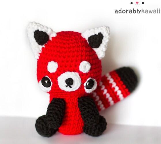 Kawaii Red Panda Arigurmi