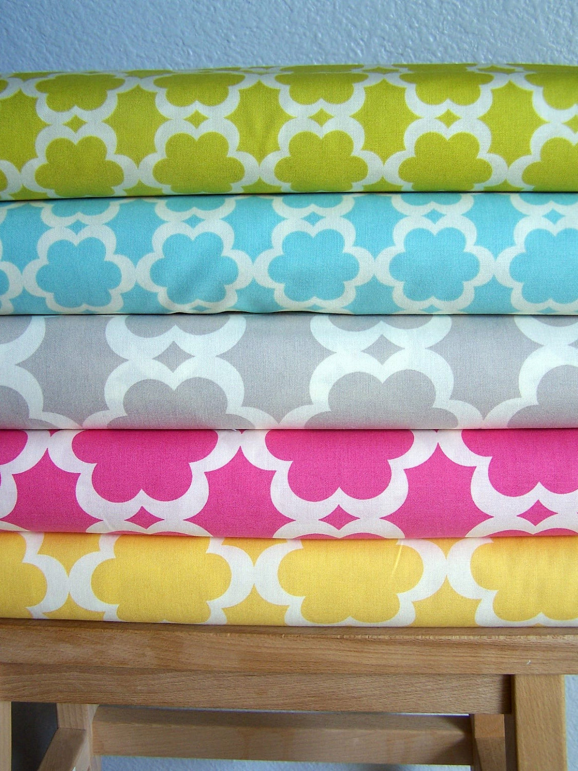NEW Dena Designs, Taza and Kumari garden Fat quarter bundle, 5 total