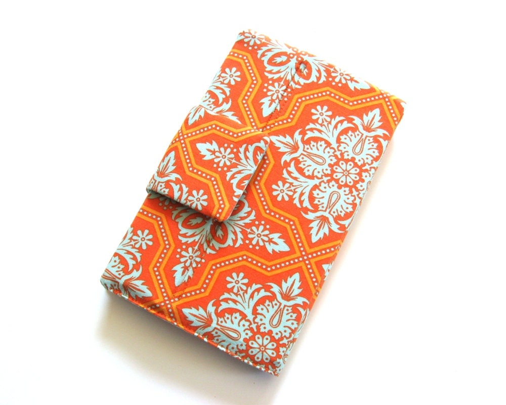 New Nexus 7 Cover Stand Made to Order Orange - StudioCherie