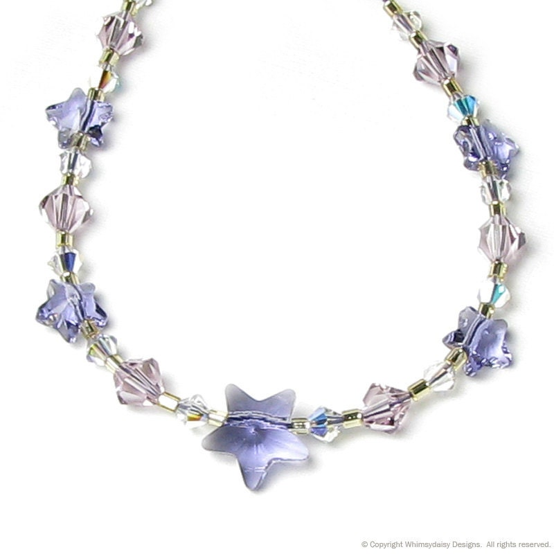 TWILIGHT STARS Crystal Necklace
