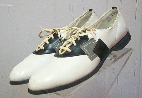 Saddle Shoes For Women Vintage