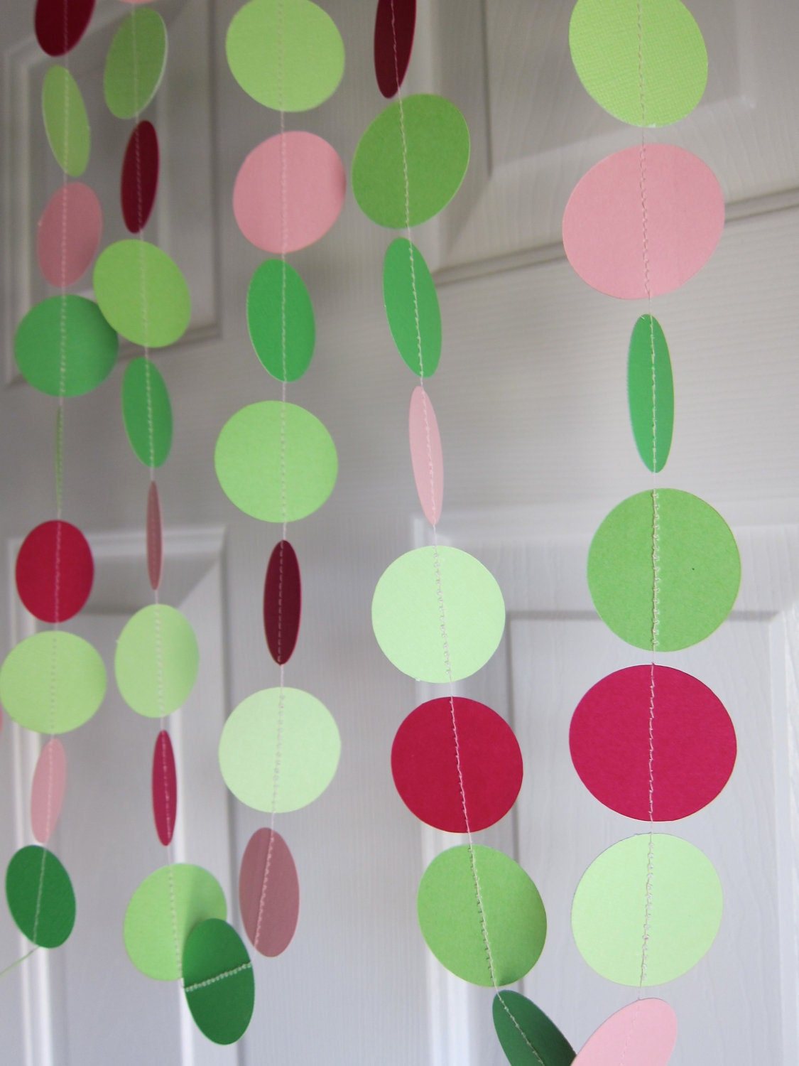 Paper Decorations for Parties