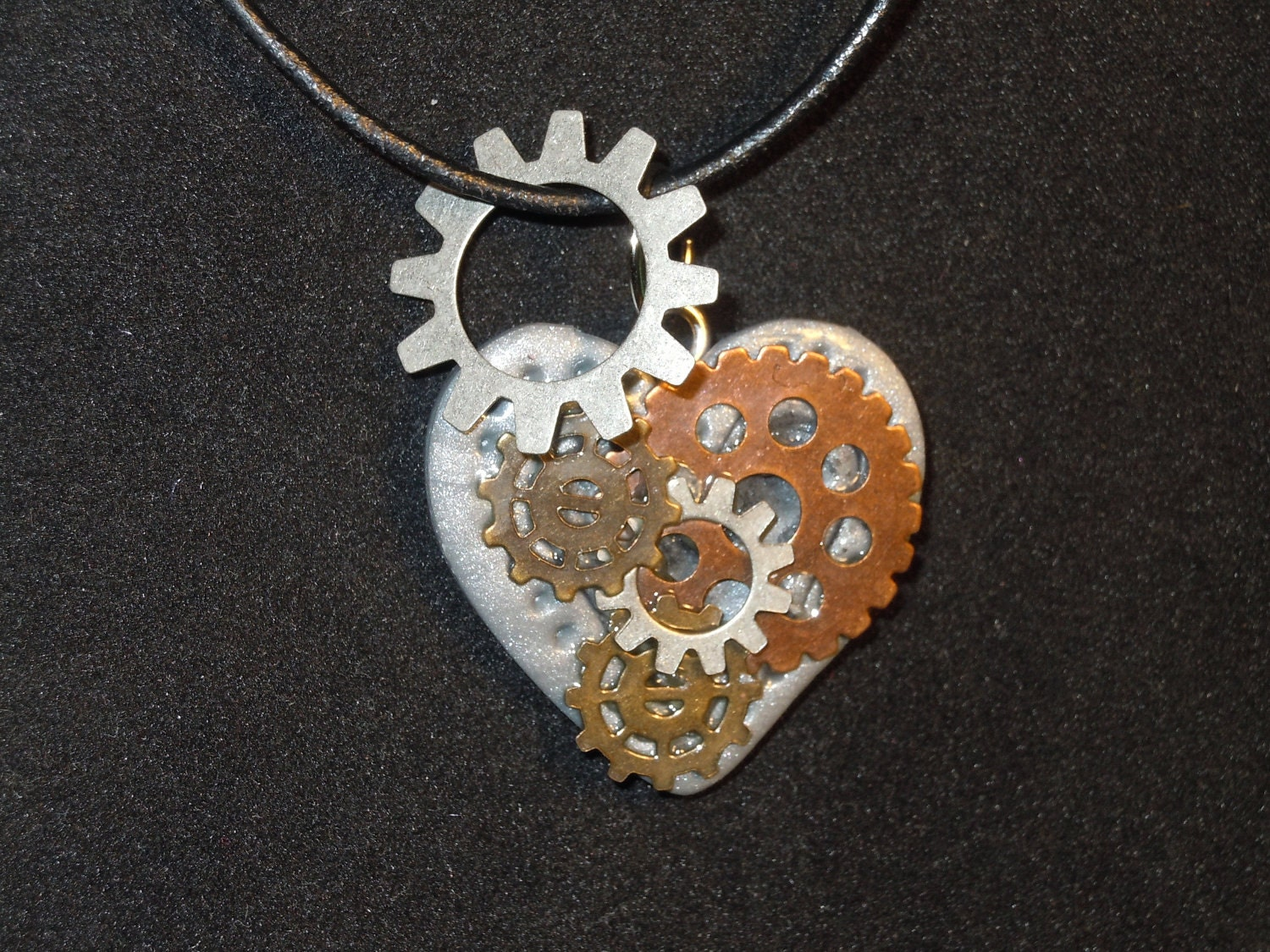 Loveworks: Steampunk Love Charm