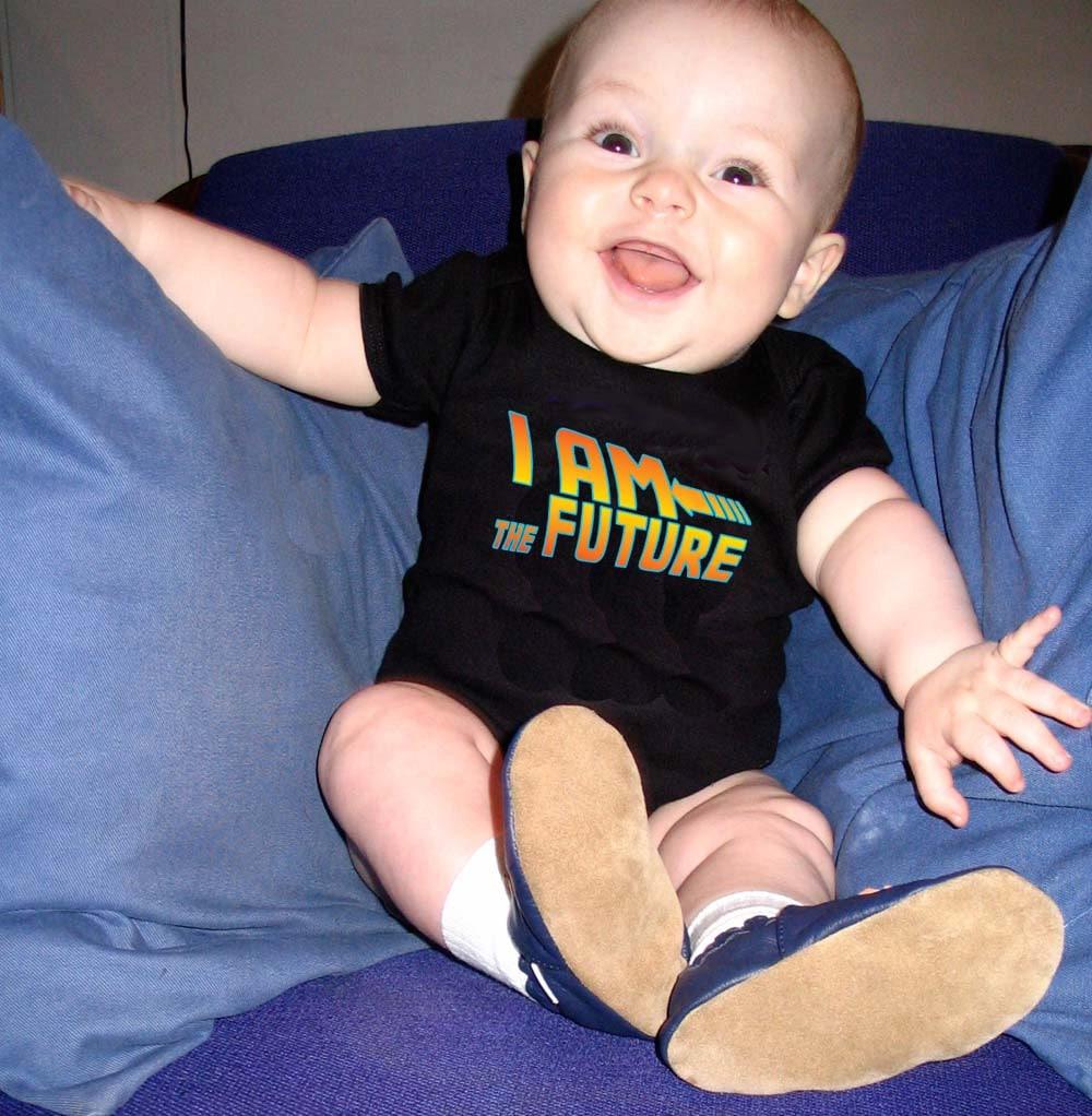 Resultado de imagen para back to the future BABY