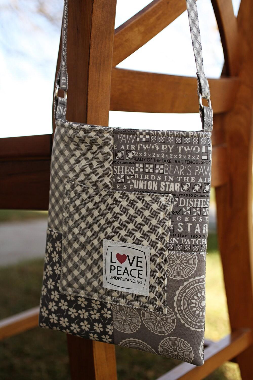 Four Square Bag Fabric Kit