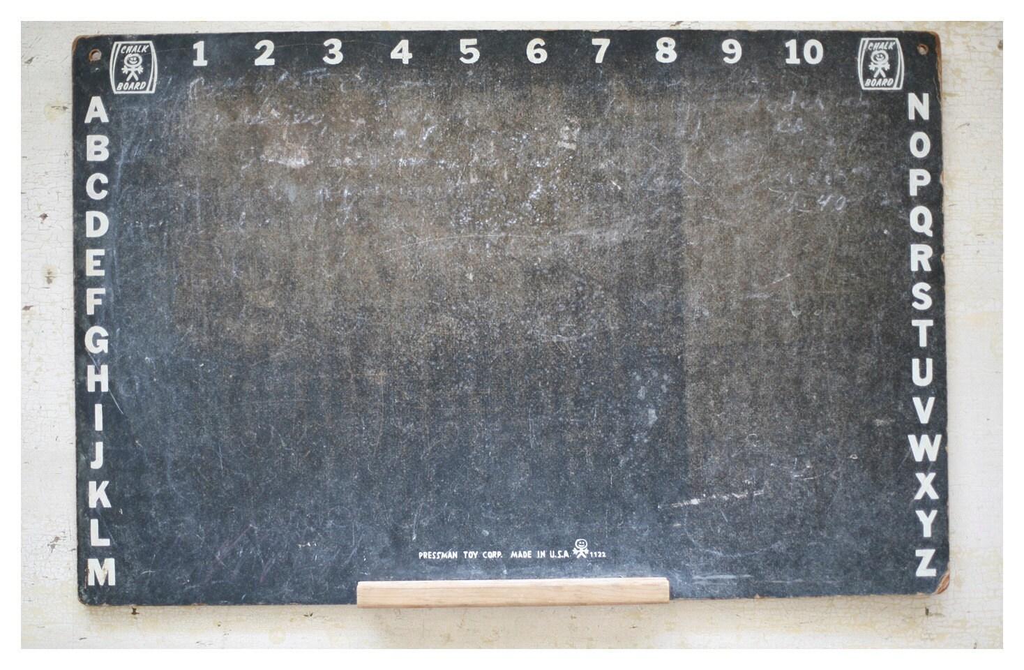 vintage chalkboard - sadieolive