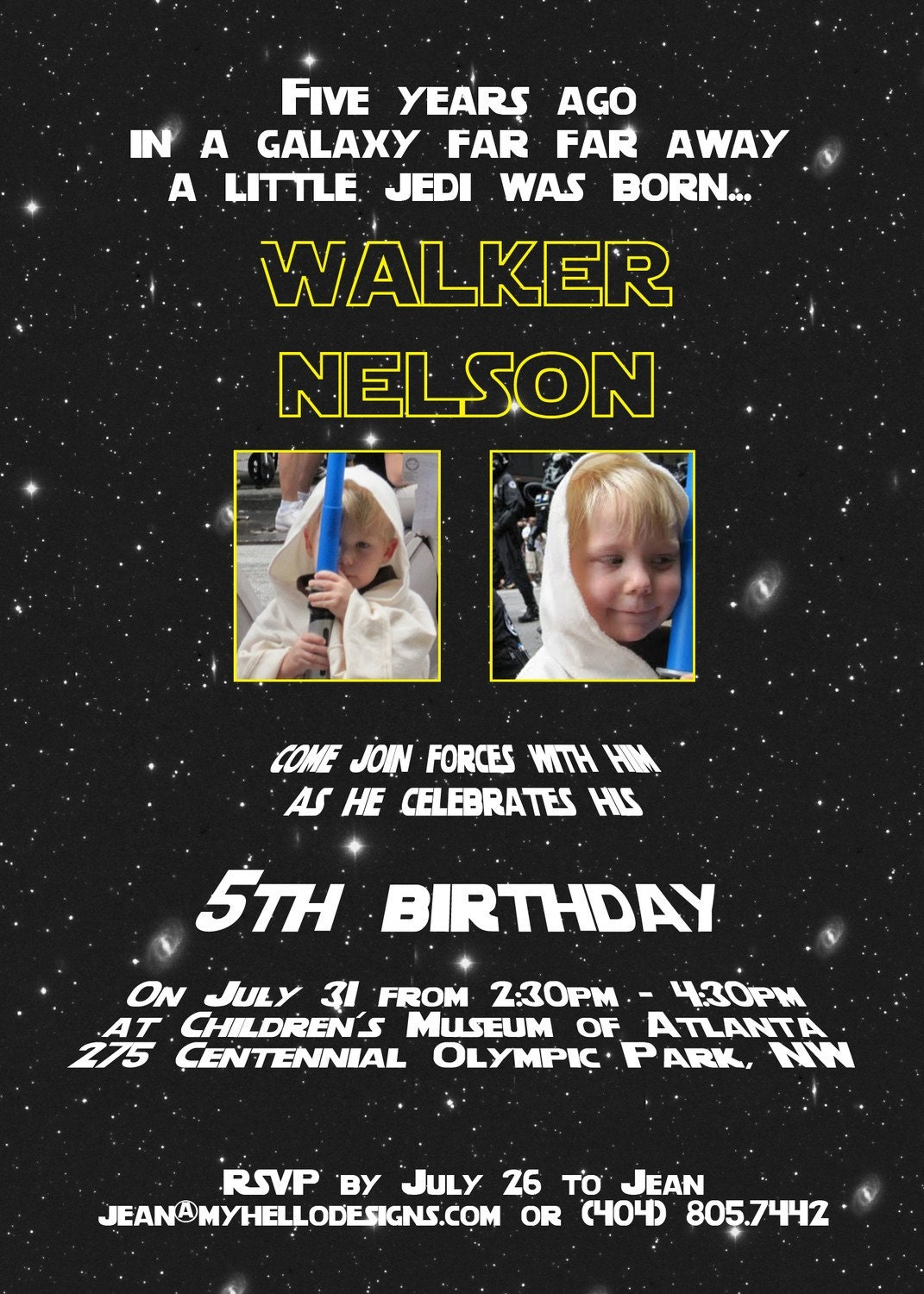 Star Wars Birthday Invites correctly perfect ideas for your invitation layout