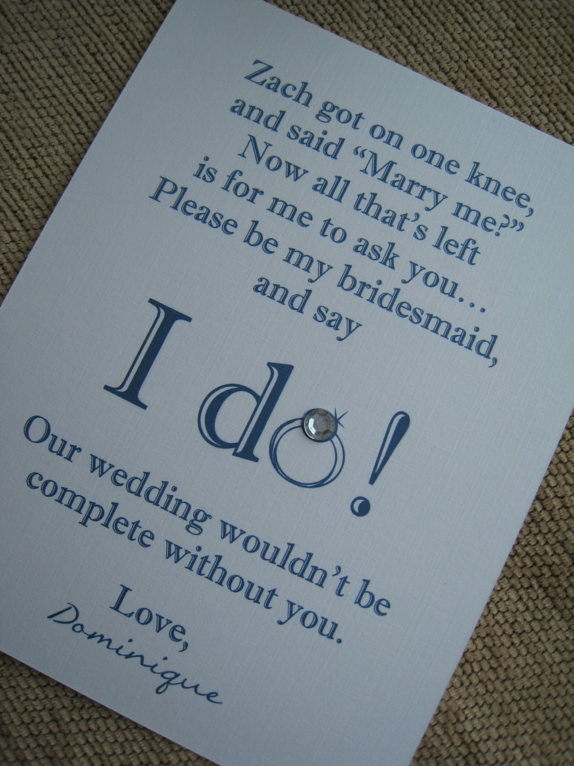 Pin Maid Of Honor Email Fotos Telefonnummern Zu on Pinterest Will You Be My Bridesmaid Quotes