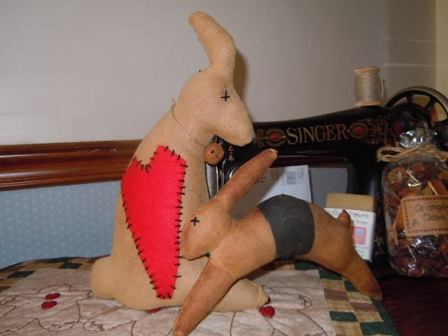 Pair'O Hares