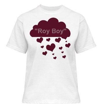 Fantastic Roy Boy rhinestone t-shirt