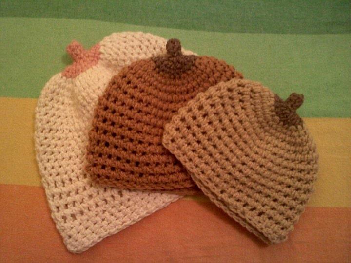 Crocheted Boobie Beanie PATTERN