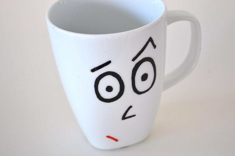 Recycled Mug: Annoyed