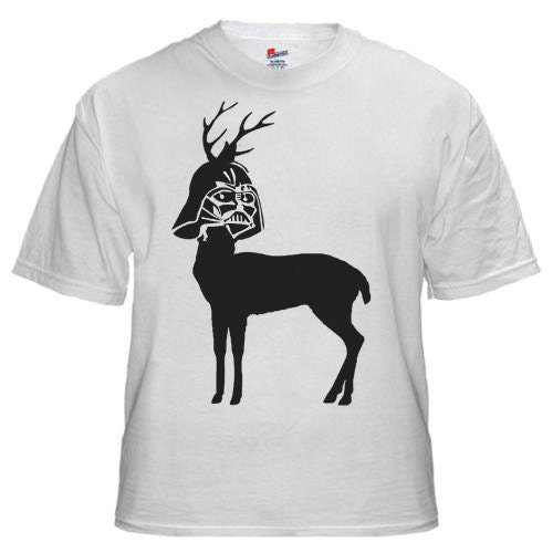 Darth Deer shirt Medium