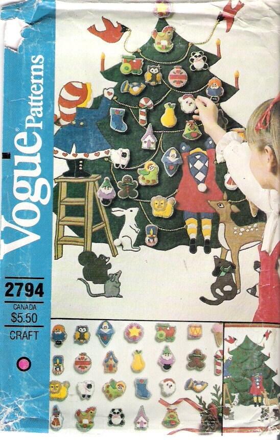 Advent Calendar Felt Craft Christmas Tree for Kids – Holiday