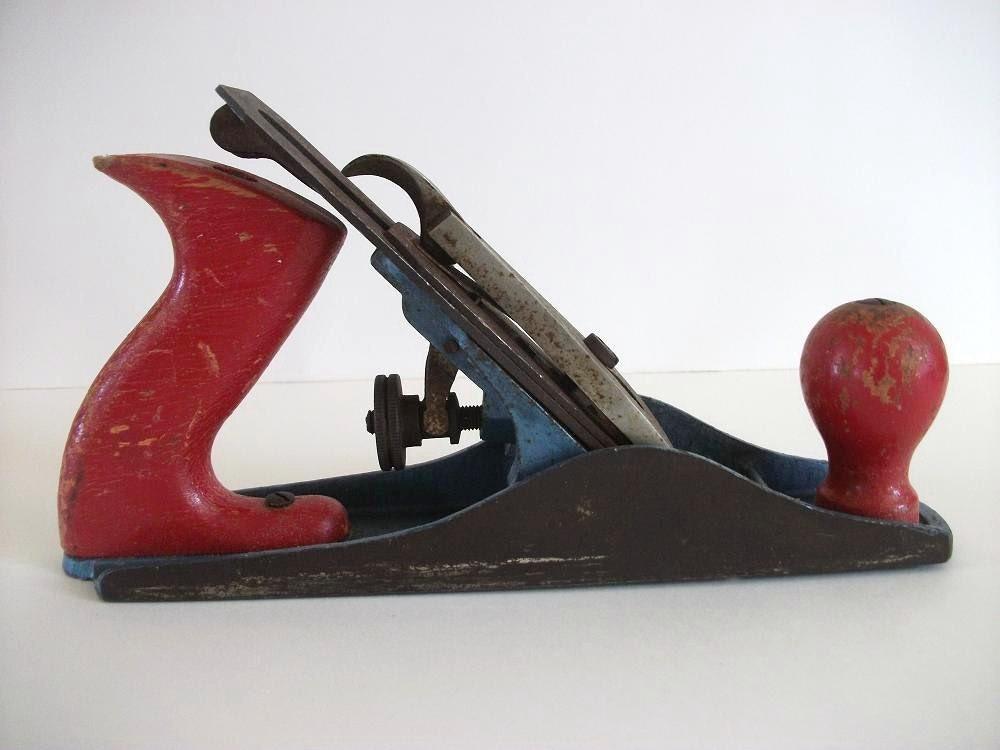Vintage Wood Planer - RicsRelics
