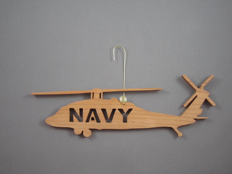 Sea Hawk Navy Helicopter - jimswoodstudio