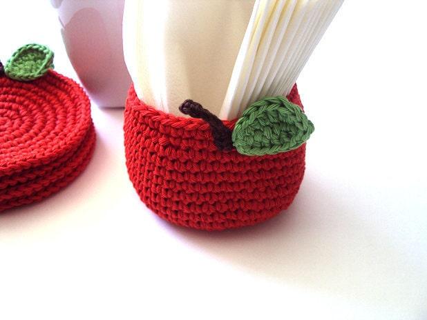 Red Apple корзины.