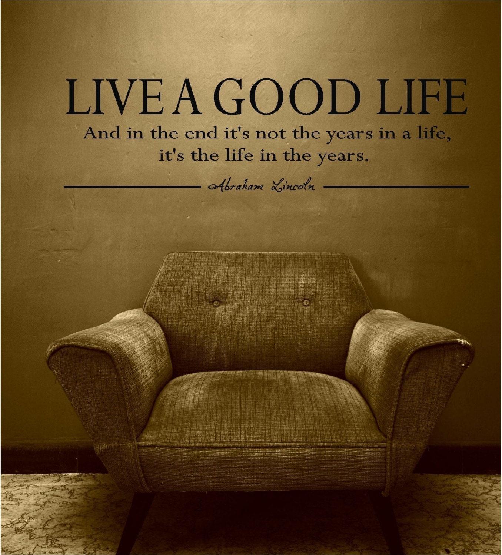 Good Life Quotes New A Good Life  Zendictive