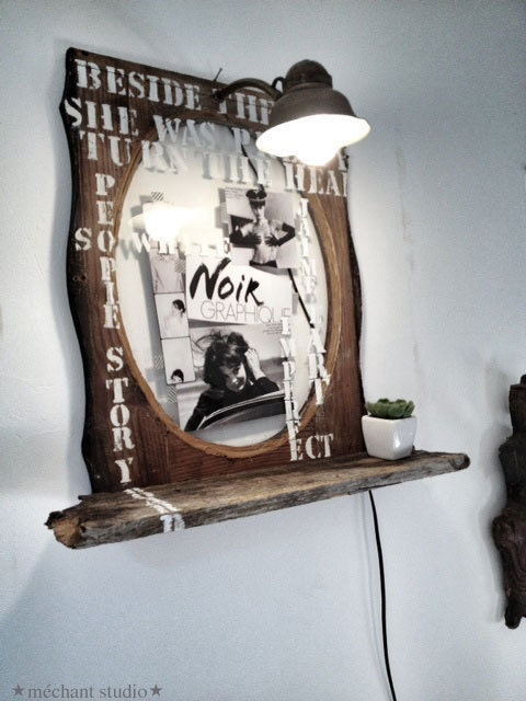Moodboard Lamp